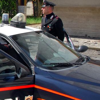 carabinieri di Martina
