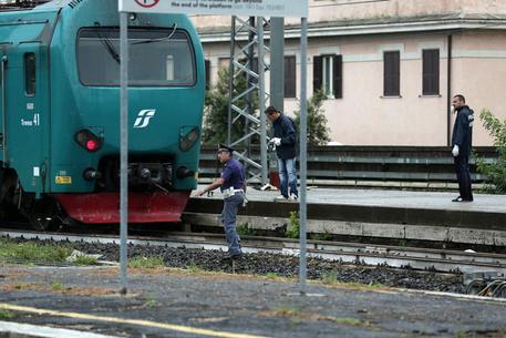 Uomo ucciso da treno: Fs, stop tra Roma Ostiense e Fiumicino
