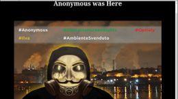 anonymous sito regione puglia
