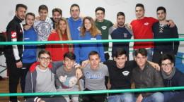 Gruppo atleti Quero-Chiloiro 2015