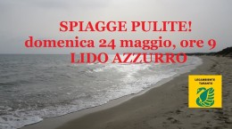spiagge pulite