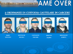 cc in carcere game over
