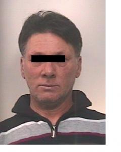 Antonio Rizzo arrestato dai CC di Novoli