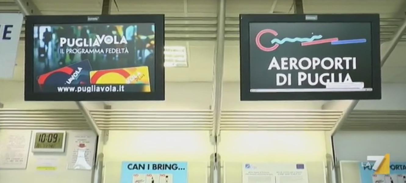 Aeroporto Brindisi : Brindisi u aeroporto del salento attivato nuovo servizio per