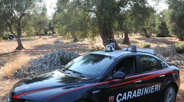 Giallo a Gallipoli, cadavere in bidone