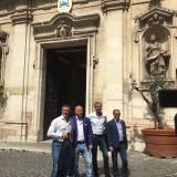 i 4 consiglieri Cor Perrini Manca Congedo Ventola