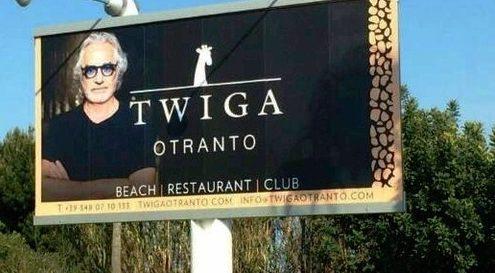 'Twiga Beach' a marchio Flavio Briatore: al via gli accertamenti