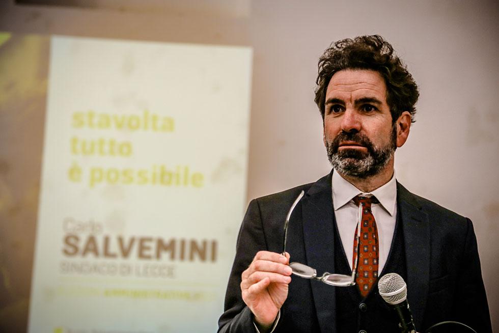 Lecce, il premio di maggioranza contestato: il primo round al centrodestra