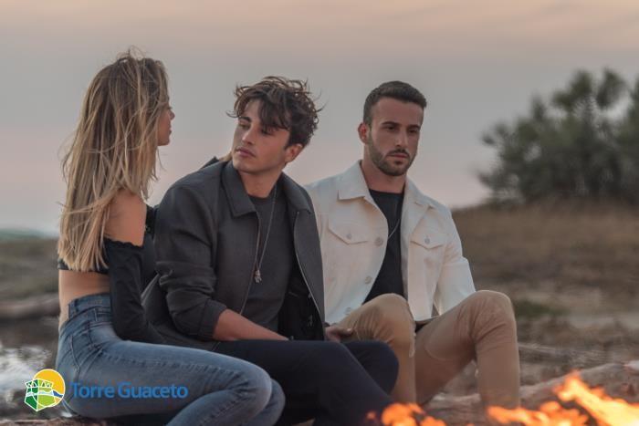 Gossip Riki Marcuzzo e Andreas Muller: clamoroso gesto d'affetto o d'amore?