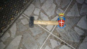 Martello sequestrato