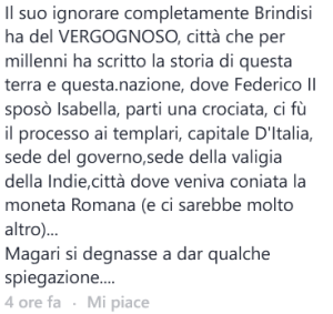 commento ulisse