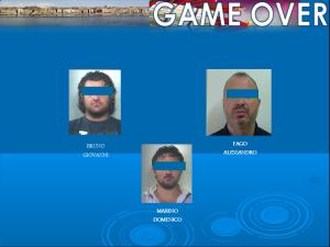 arresti due game over