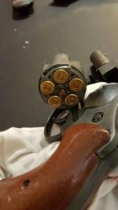 foto arma arresto Lorenzo Massimiliano