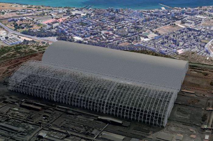 Taranto u parchi minerali ilva i dettagli del progettopugliapress