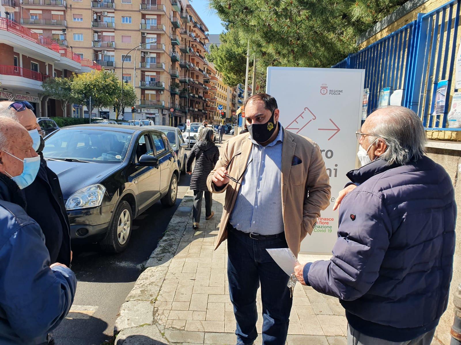 Taranto – Info hub vaccinali per la prossima settimana ...